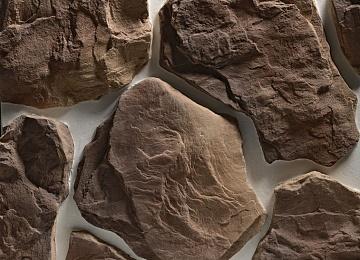 Бутовый камень - серия Бергамо
