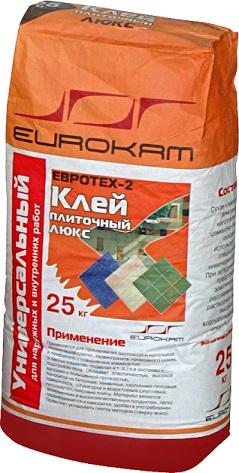 Клей ЕВРОТЕХ-2 усиленный