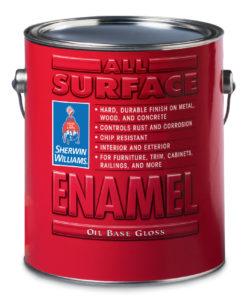 All Surface Enamel Oil Base Interior/Exterior
