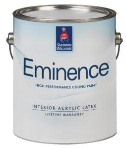 Eminence Interior Acrylic Latex Ceiling Paint