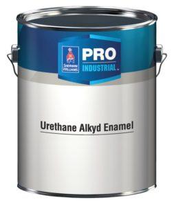 Industrial Urethane Alkyd Enamel