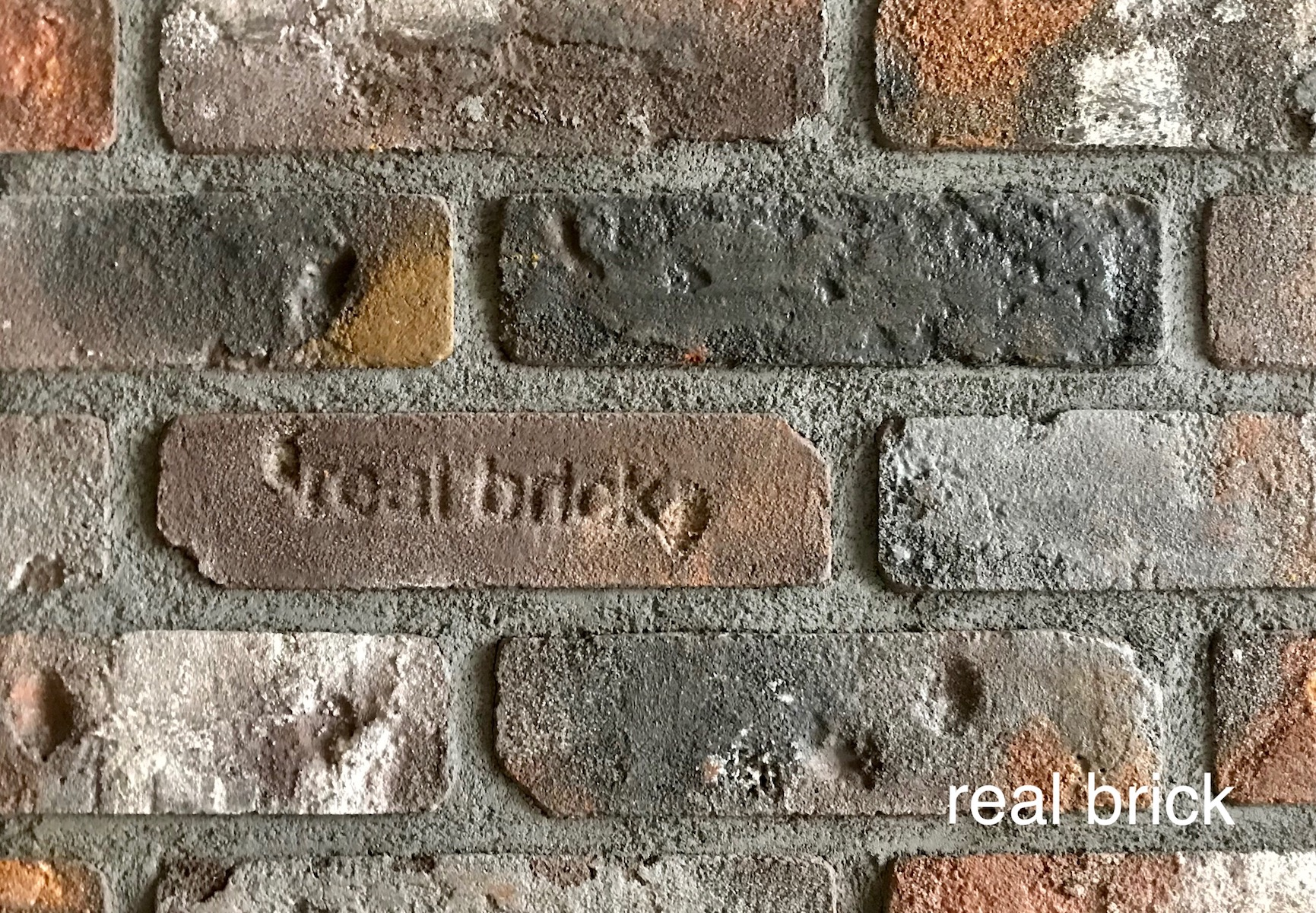 Real brick 6 antiq