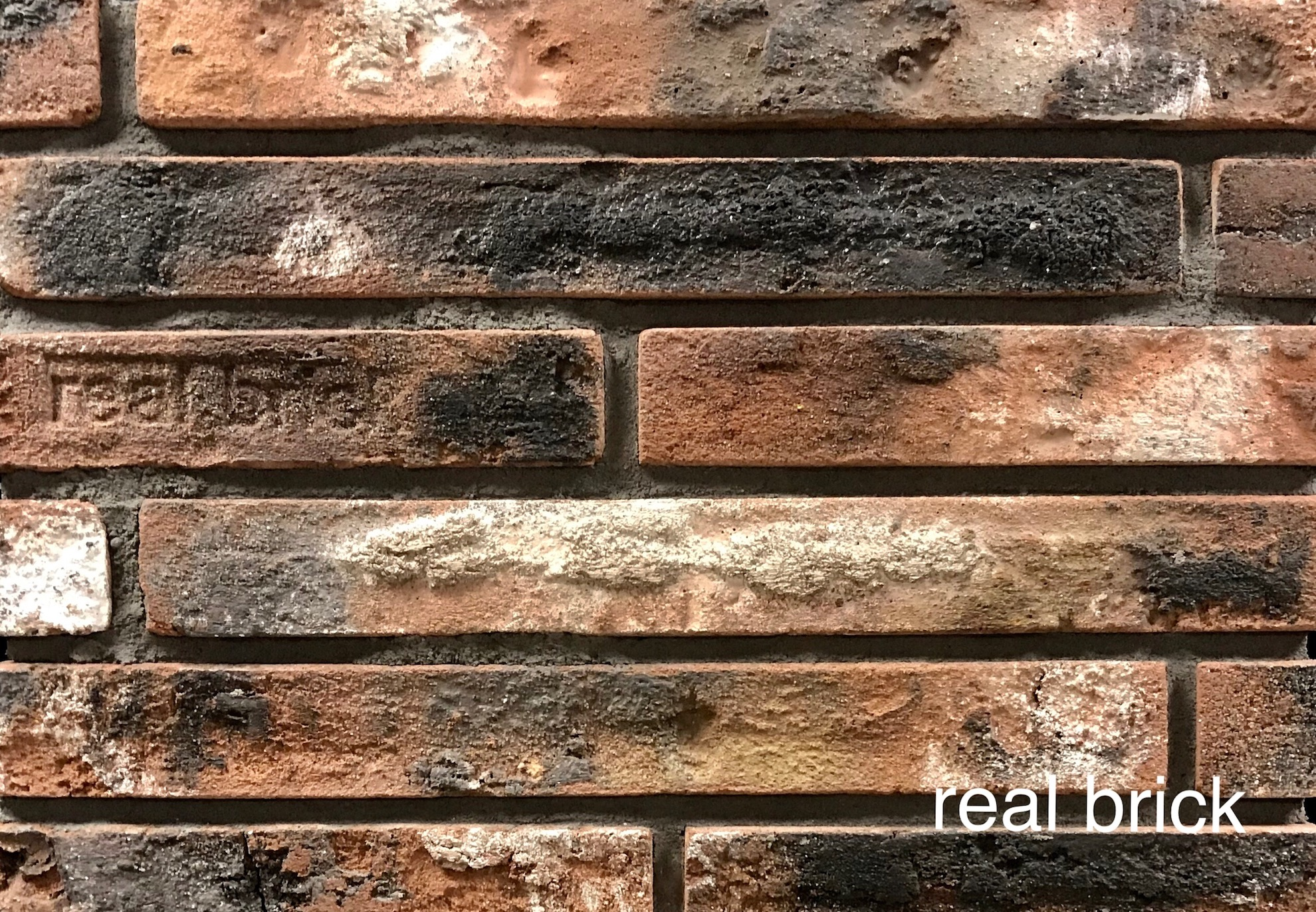 Real brick 7 antiq
